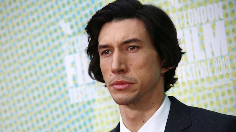 Adam Driver walks out of interview when Marriage Story clip is played