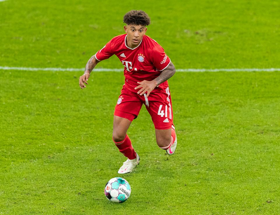 Chris Richards has quietly claimed a starting spot with mighty Bayern Munich. (Boris Streubel/Getty Images)