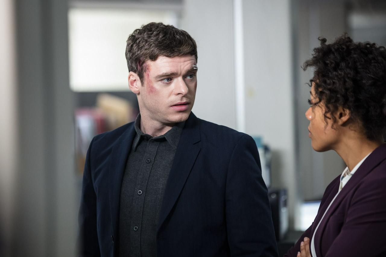 """<p>The thriller that's had the nation gripped will draw to a close on Sunday night, with <em><a rel=""""nofollow"""" href=""""http://www.digitalspy.com/tv/feature/a866255/bodyguard-episode-5-theories-questions-spoilers/"""">Bodyguard</a></em> serving up <a rel=""""nofollow"""" href=""""http://www.digitalspy.com/tv/news/a865650/bodyguard-bbc-series-final-episode-extended/"""">an epic 75-minute series closer</a>. Is Julia Montague (Keeley Hawes) still alive? And if so, will David Budd (Richard Madden) survive long enough to find out? First-look pictures from episode 6 of the BBC One series don't bode well for Budd – click through to take a look!</p>"""