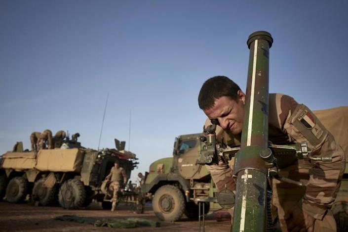 France will soon boost its forces in the region to over 5,000 (AFP Photo/MICHELE CATTANI)