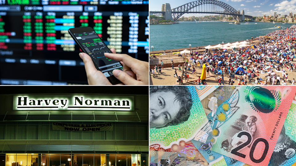 Retailer Harvey Norman to pay back $6 million in JobKeeper money. Source: Getty