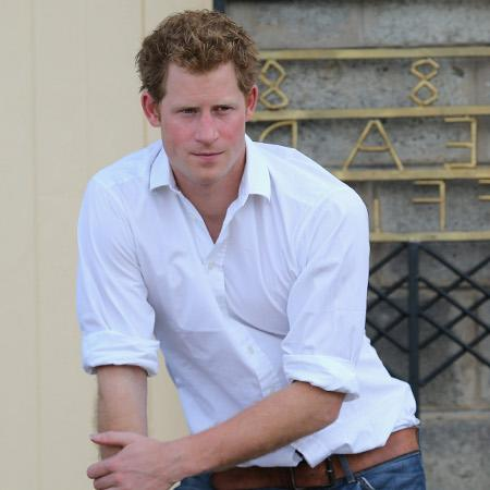 Prince Harry 'set for engagement'