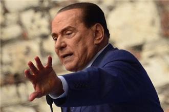 Italy court confirms jail term for Berlusconi
