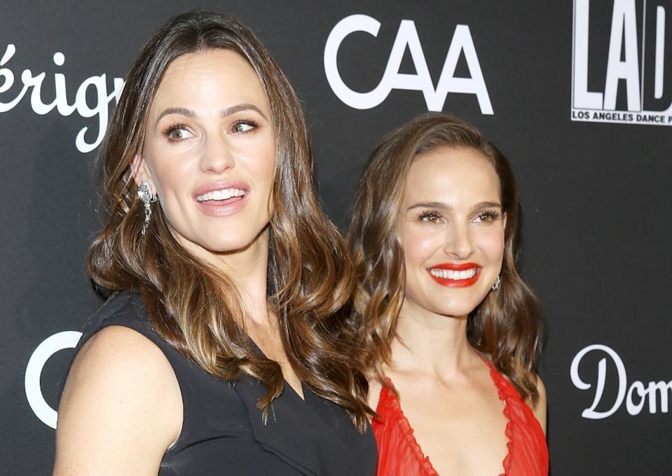 Jennifer Garner and Natalie Portman are among the numerous female actresses and athletes to own a part of the NWSL's new expansion team in Los Angeles. (Photo by Michael Tran/FilmMagic)