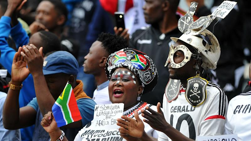 EXTRA TIME: Orlando Pirates and Mamelodi Sundowns fans look forward to the Caf Champions League