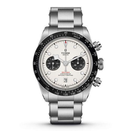 """<p>Black Bay Chronograph 2021</p><p><a class=""""link rapid-noclick-resp"""" href=""""https://www.tudorwatch.com/en"""" rel=""""nofollow noopener"""" target=""""_blank"""" data-ylk=""""slk:SHOP"""">SHOP</a></p><p>Ask a watchy type for a solid, revered all-rounder, and they'll probably say a Tudor Black Bay. First launched mid-2012, Tudor's signature piece has quickly ascended the ranks to become an entry-level grail of sorts. And, with the introduction of a brand new chronograph, there's now a piece that's eerily similar to a 'Paul Newman' Rolex Daytona. </p><p>Both brands enjoy a close working relationship, so it's all above board. The upside with Tudor however, is that it's a lot more affordable.</p><p>£3,900; <a href=""""https://www.tudorwatch.com/en"""" rel=""""nofollow noopener"""" target=""""_blank"""" data-ylk=""""slk:tudorwatch.com"""" class=""""link rapid-noclick-resp"""">tudorwatch.com</a> </p>"""