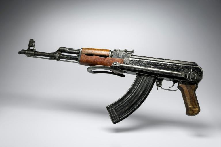 The Kalashnikov AK-47 has been used in conflicts around the world