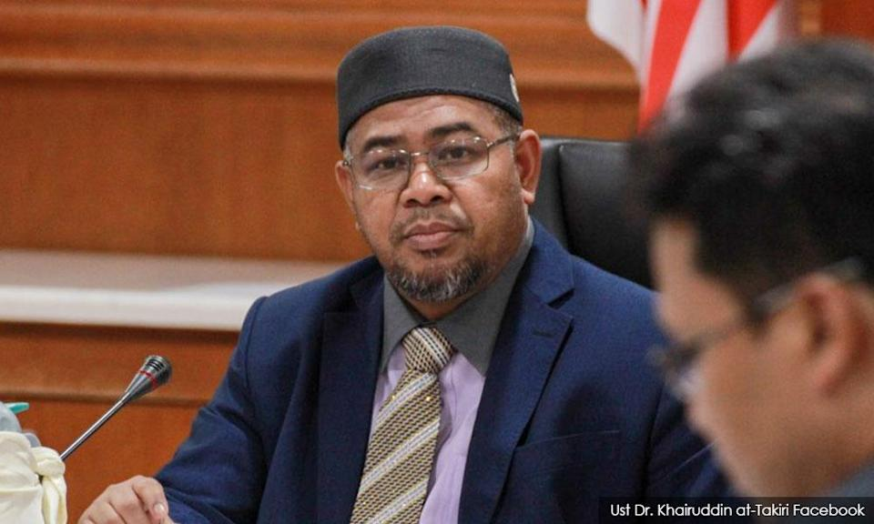 Cops confirm minister stopped at road block, Khairuddin to sue over 'gossip'