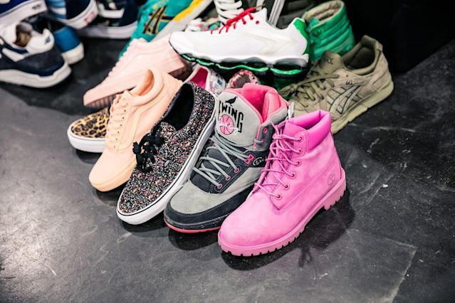 Sneaker Con NYC 2017. (Photo: Courtesy SneakerCon)