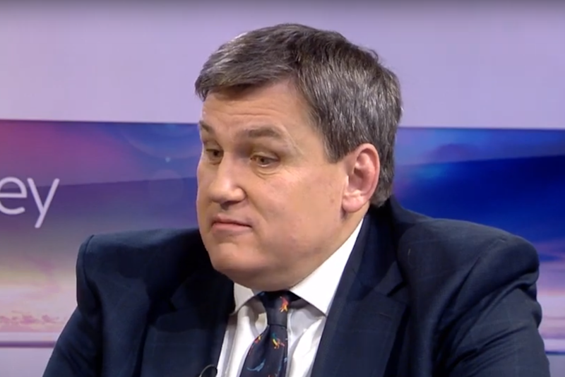 Kit Malthouse said 'a lot' of candidates could be blocked over past incidents (Sky News)