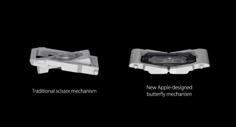 """Apple hit with lawsuit over the """"completely reinvented"""" Macbook keyboard it rolled out back in 2015"""
