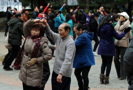 China will have 200 million people aged 60 or older by 2015