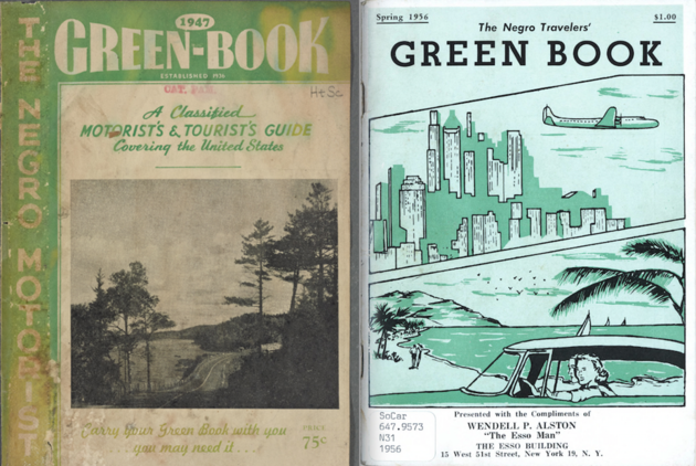 'The Negro Traveler's Green Book'