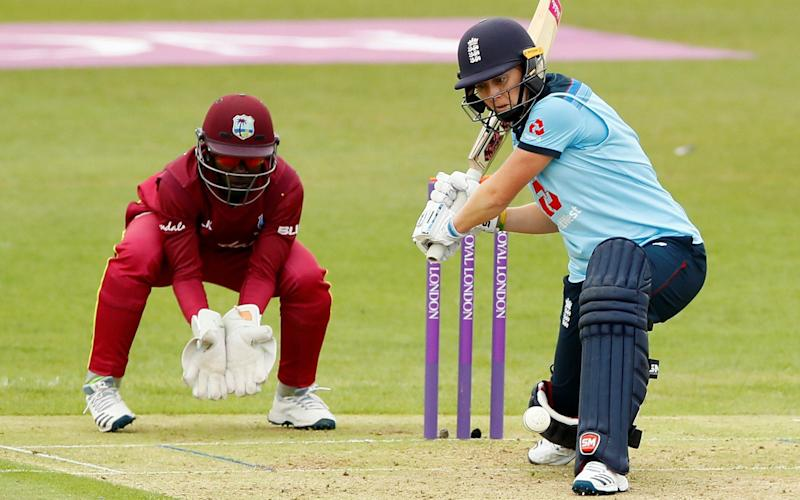 Captain Heather Knight will want to improve on the runners-up finish England achieved two years ago - Action Images via Reuters