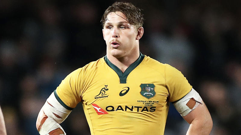 A New Zealand politician had a crack at the Wallabies over a potential undefeated season due to the coronavirus bringing a halt to international rugby. (Getty Images)