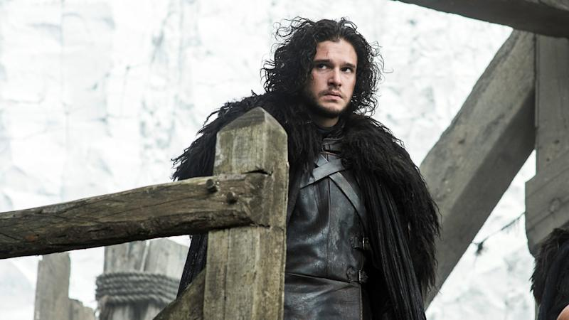 """GoT""-Star Kit Harington: Als Jon Schnee auf die Bad-Taste-Party"