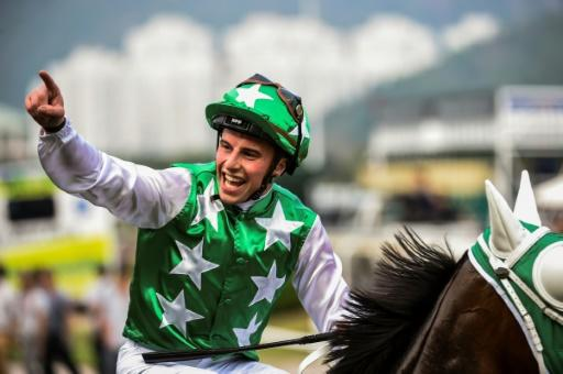 Pakistan Star clinched the Queen Elizabeth II Cup for jockey William Buick in Hong Kong