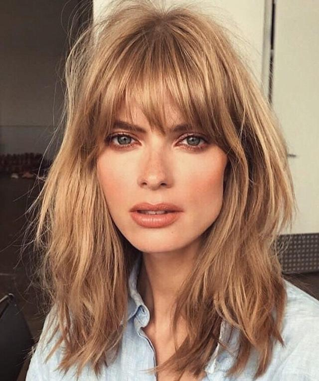 """Move over pumpkin spice, """"cream soda"""" hair is the new hottest color of the season. Here, see all the ways you can rock it."""