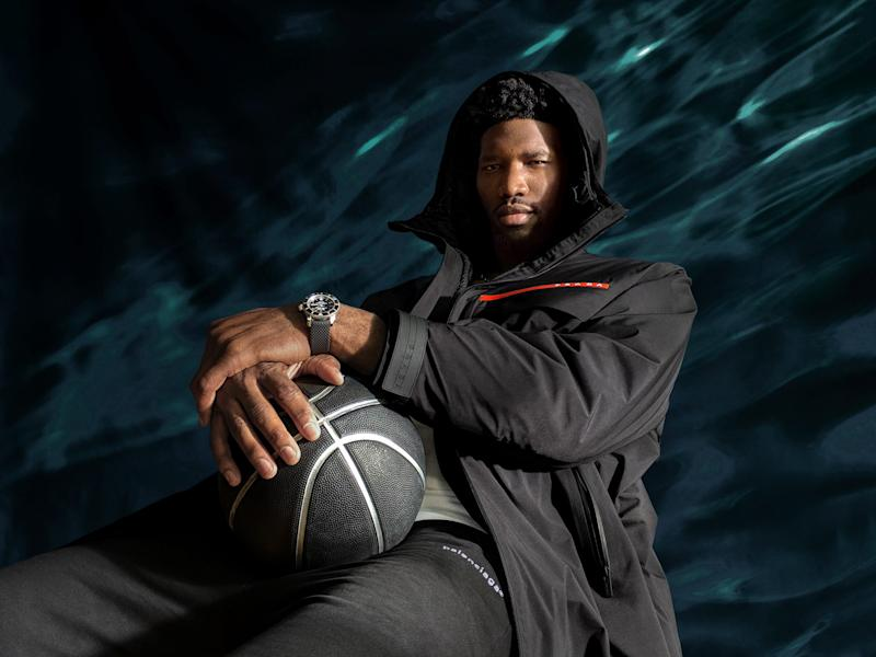 02b01387772 Joel Embiid Is Seven Feet Tall and Rising