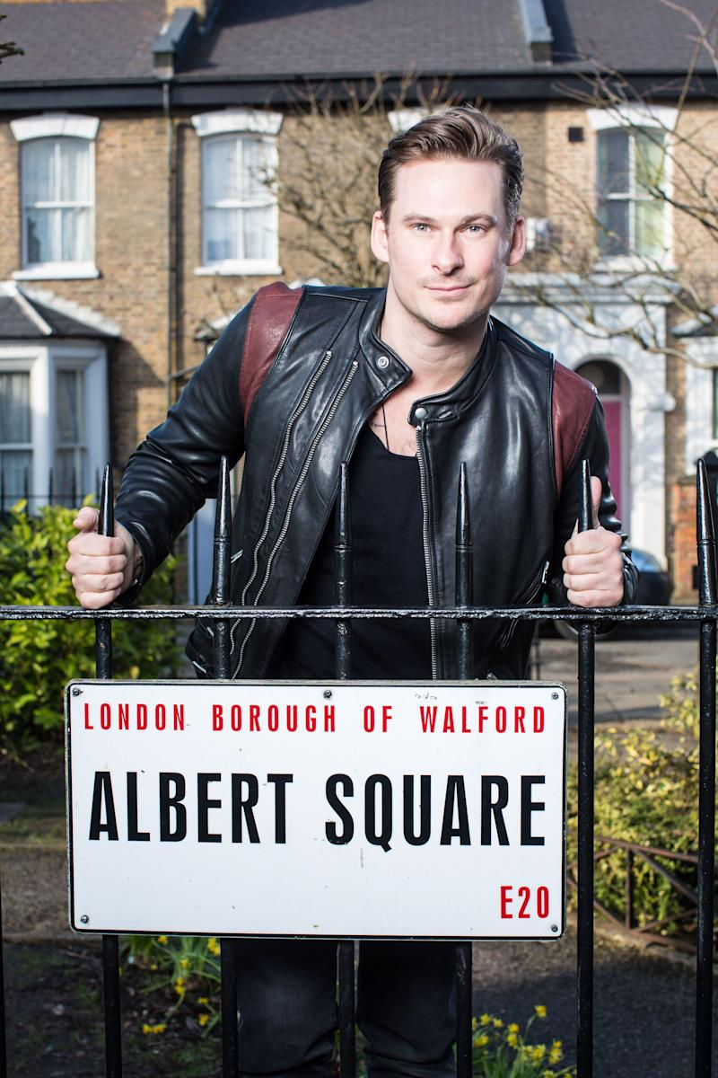 Lee became the third former Blue member to join a soap in 2016, when it was announced he had been cast as EastEnders' new bad boy Woody Woodward. He is set to ruffle some feathers and break some hearts when he arrives on Albert Square in the spring.