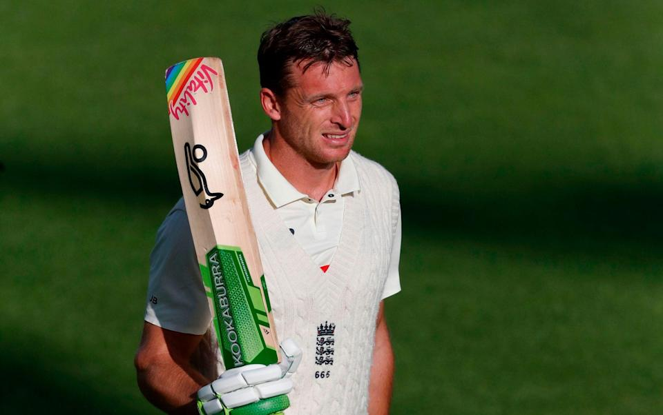 Jos Buttler has conceded that family support is vital for the players' morale - GETTY IMAGES