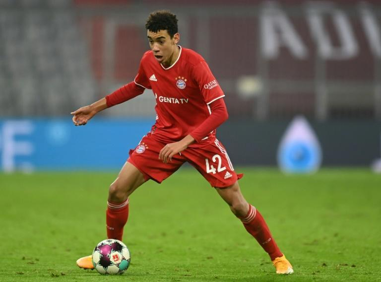 Bayern Munich midfielder Jamal Musiala, 17, has opted to play senior football for Germany despite two appearances for England Under-21 last November