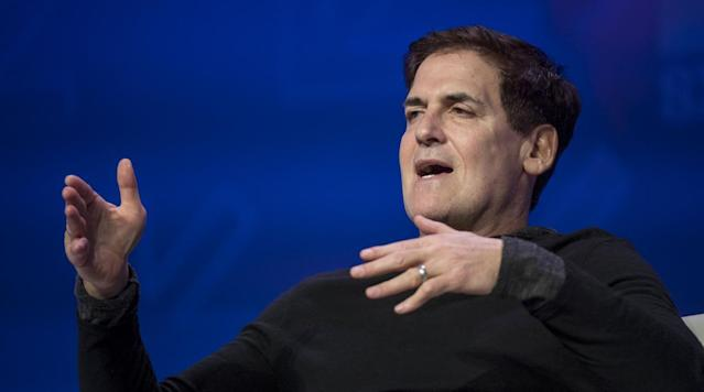 Dallas Mavericks owner Mark Cuban took to Twitter to share his take on President Donald Trump's ties to Russia.