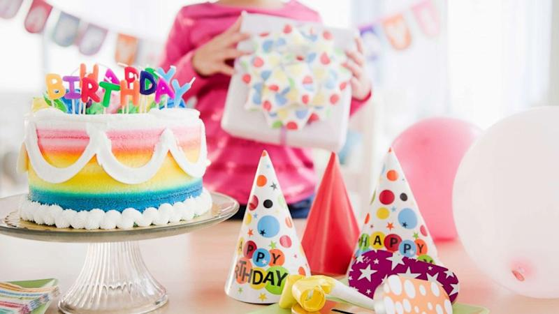 The 'fiver' and other kids' birthday party trends