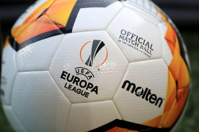 Eight teams have travelled to Germany looking for Europa League glory (Mike Egerton/PA)
