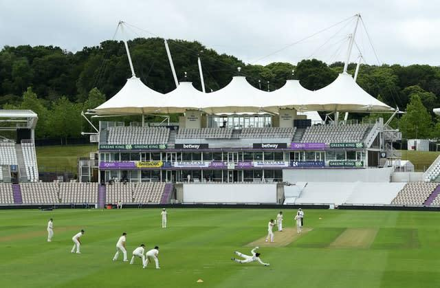 The Ageas Bowl will hold all three matches between July 30 and August 4 (Stu Forster/PA)
