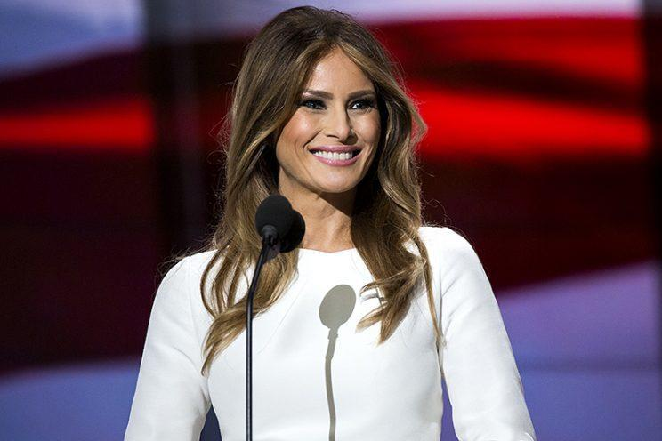 Melania Trump has grand plans for the White House. (Photo: Brooks Kraft/Getty Images)