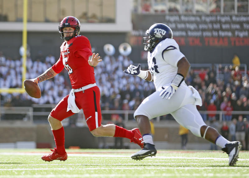 Flowers, Bulls rally past Texas Tech to win Birmingham Bowl