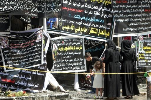 IS suicide bomber kills at least 15 in Baghdad
