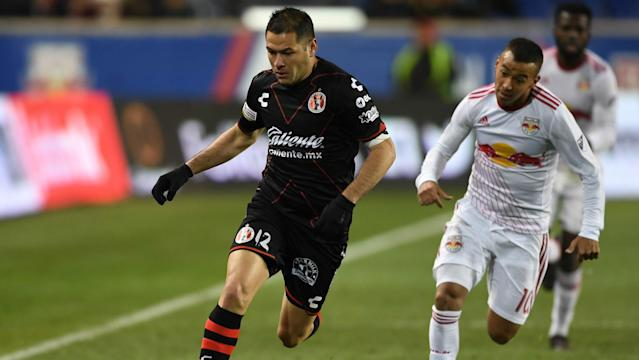 La Maquina added the Tijuana center back after signing another defender plus a promising young attacker earlier in the day