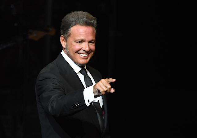 Luis Miguel. Foto: Ethan Miller/Getty Images