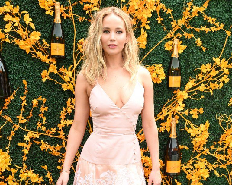 Jennifer Lawrence Admits She's Had One