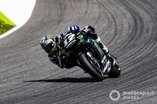 "Maverick Vinales: 1 control <span class=""copyright"">Gold and Goose / Motorsport Images</span>"