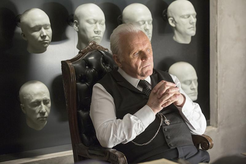 The mysteries of Westworld's origins were revealed in the show's Sunday, October 16, episode as one desperate robot committed suicide — read Us Weekly's recap!