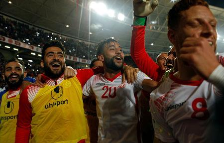 Soccer goalless draw enough to secure tunisia world cup berth for Porte 8 stade rades