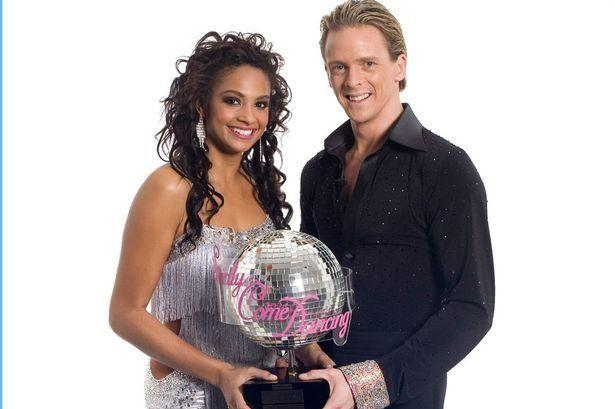'Strictly' helped breathe new life into Alesha's career, when she and partner Matthew Cutler were crowned winners. Her smash hit solo single 'The Boy Does Nothing' followed soon after, not to mention a spot on the 'Strictly' judging panel... until Simon Cowell decided to snare her for 'BGT', that is.