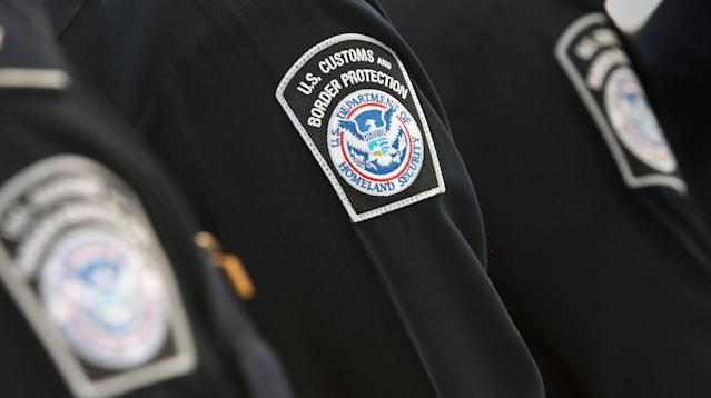 "Three Customs and Border Protection officers working at Newark Liberty International Airport were arrested on Wednesday over a disturbing ritual dubbed a ""rape table."""