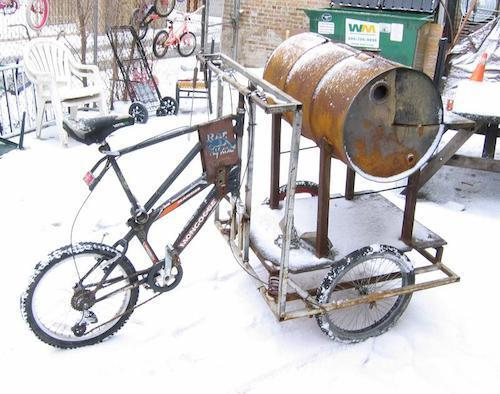 11 Wild Ways To Upcycle An Old Bike