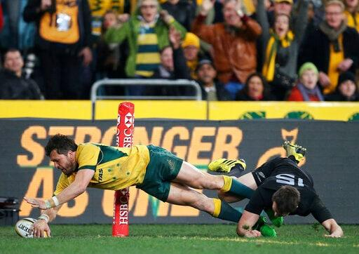 4-nation Rugby Championship To Be Played As 6 Doubleheaders