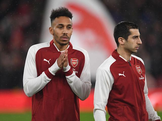 The former Dortmund men both impressed on their Arsenal debuts: Getty