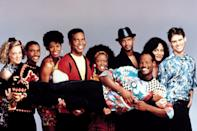 """<p><em><a href=""""https://people.com/tv/in-living-color-cast-reunite-tribeca-film-festival/"""" rel=""""nofollow noopener"""" target=""""_blank"""" data-ylk=""""slk:In Living Color"""" class=""""link rapid-noclick-resp"""">In Living Color</a> </em>premiered 31 years ago on April 15, 1990. On top of being ahead of its time, the sketch comedy show was home to plenty of recognizable faces and even a few future A-listers! Click through to see what they're all up to. </p>"""
