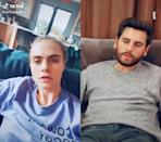 "<p>Cara and Ashley became one of the many celebrity couples to turn to TikTok to pass the boredom of self-isolating. </p><p>Their scene of choice, a classic dialogue between Kourtney Kardashian and Scott Disick in the early days of Keeping Up With The Kardashians. </p><p>We don' know about you, but we've watched this approximately 23 times already.<br></p><p><a href=""https://www.instagram.com/p/B915KUUF3o4/"" rel=""nofollow noopener"" target=""_blank"" data-ylk=""slk:See the original post on Instagram"" class=""link rapid-noclick-resp"">See the original post on Instagram</a></p>"