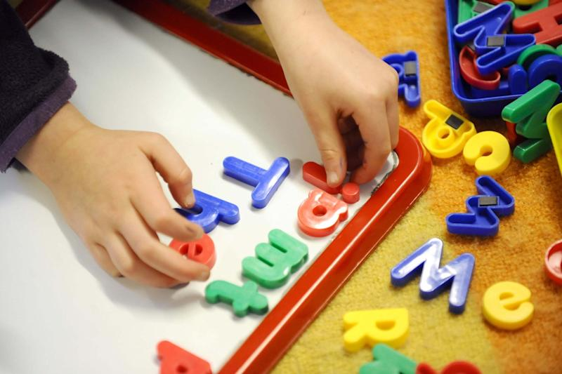 Findings suggest that childcare costs are rising (PA)