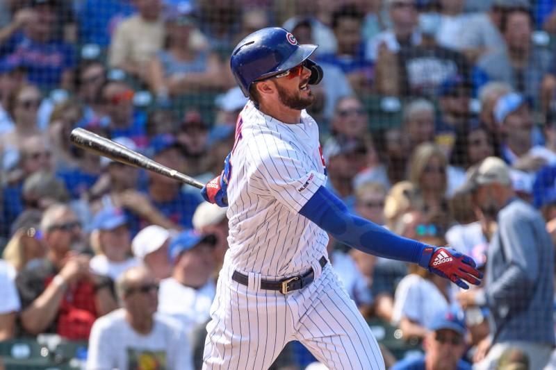 MLB notebook: Cubs' Bryant to lead off in 2020