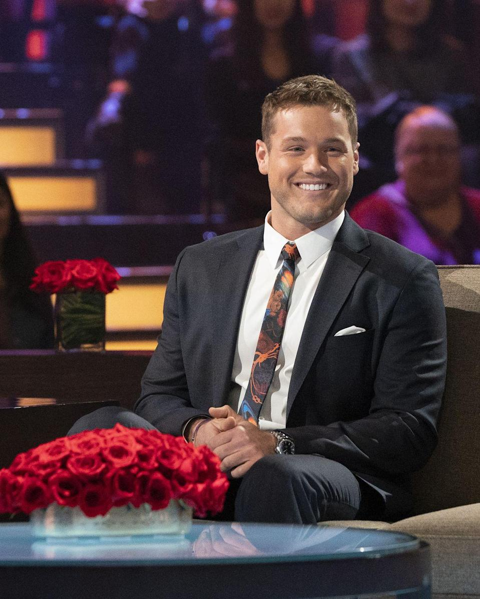 "<p>Like...for obvious reasons. But that does't mean they don't happen—and apparently there's a whole protocol in place.</p><p>""Boners are a real, regular, and unavoidable part of the show,"" Bachelor Colton Underwood <a href=""https://www.usmagazine.com/entertainment/pictures/colton-underwoods-book-biggest-bachelor-bombshells/caelynn-vs-hannah-b/"" rel=""nofollow noopener"" target=""_blank"" data-ylk=""slk:said"" class=""link rapid-noclick-resp"">said</a> in his book, <em><a href=""https://www.amazon.com/dp/B07VHF2M3C/"" rel=""nofollow noopener"" target=""_blank"" data-ylk=""slk:The First Time"" class=""link rapid-noclick-resp"">The First Time</a></em>. ""The producers are sensitive to guys who find themselves in a hard situation. I didn't know this until I was in the ocean with Cassie in Thailand and production said they needed me for an interview. I wasn't ready to get out of the water."" 🙃</p>"