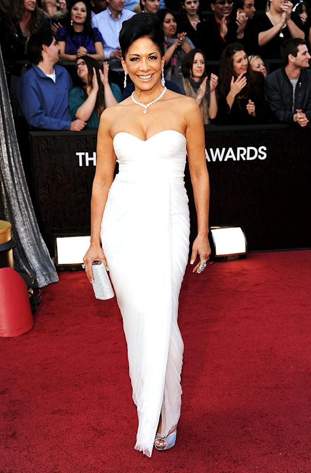 Sheila E. arrives at the 84th Annual Academy Awards in Hollywood, CA.
